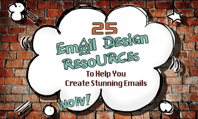 25 Email Design Resources