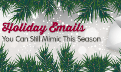 5 holiday emails