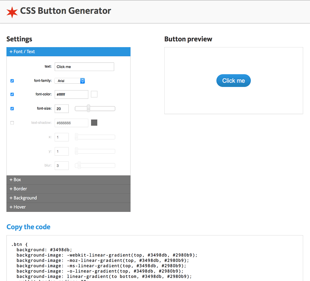 Use CSS buttons, not images in your email messages