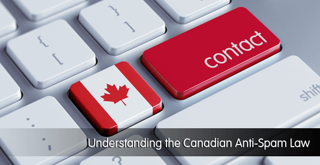 Email-Canadian-Anti-Spam-Act