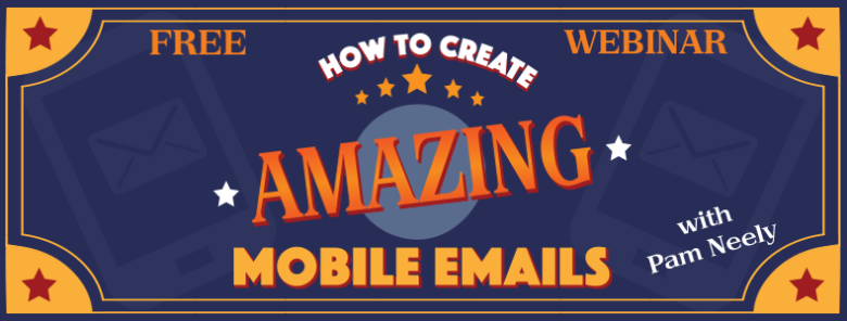 how to create amazing mobile emails