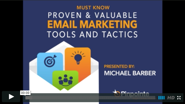 webinar - Must Know Proven and valuable Email Marketing Tools and Tactics