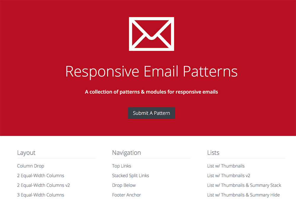 A nice online resource for responsive email design