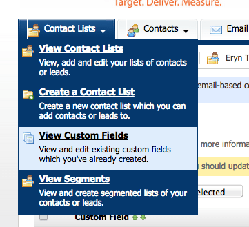 View Custom Fields-dynamic-content-pinpointe