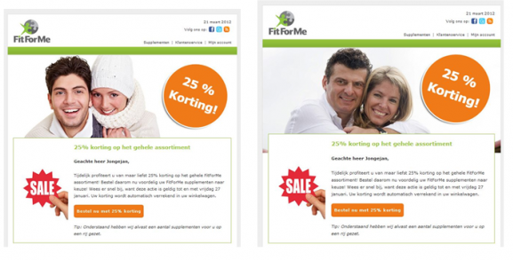 demographic Segment Your Email Subscribers