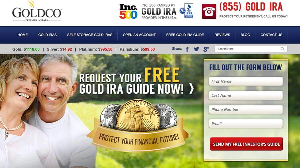 opt-in form-GoldCo