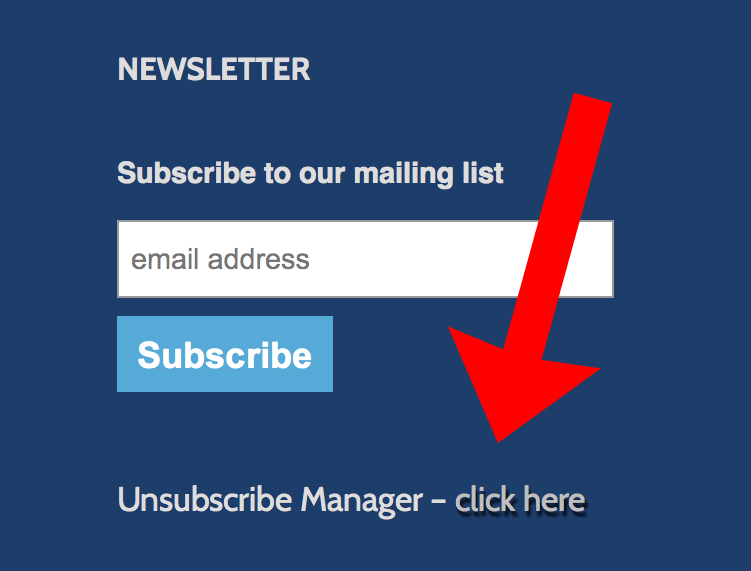 opt-in form-SubscribeButtonUnsubscribeManager