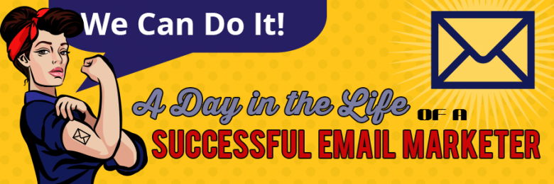 successful email marketer