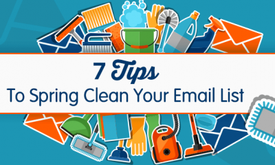 tips To Spring Clean Your Email List