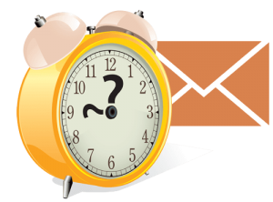 when is the best time to send email