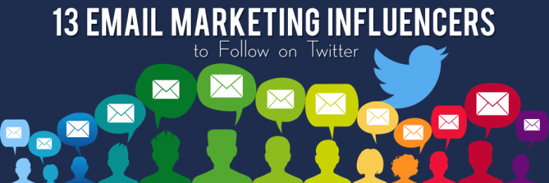 13 email marketing influencers to follow on Twitter