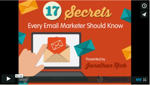 17 Email Marketing Secrets Every Email Marketer Should Know