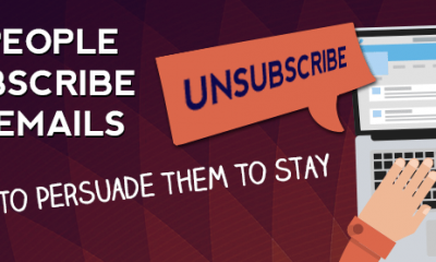 Why people unsubscribe from emails-pinpointe