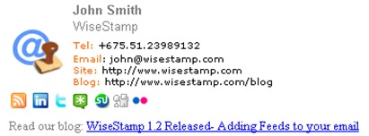 email marketing tricks wisestamp lets you do way more with your email signature lines