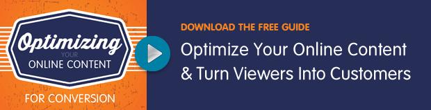 optimizing online content