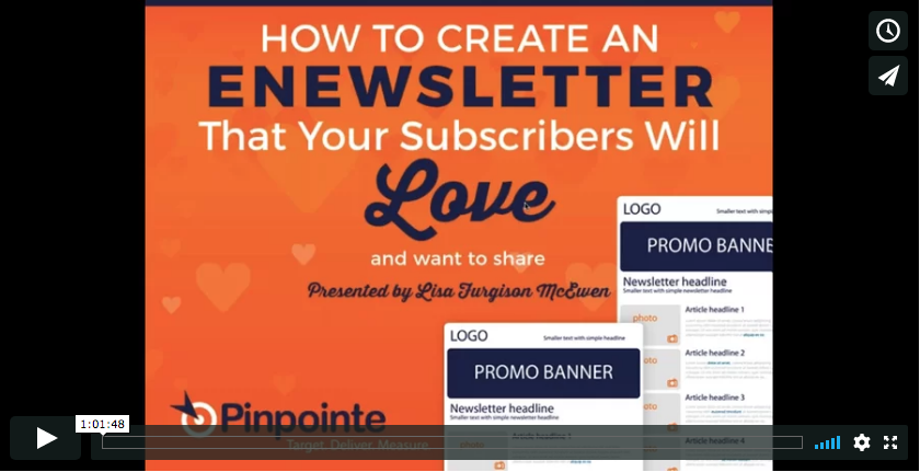 view - How to Create eNewsletters That Your Subscribers Will Love