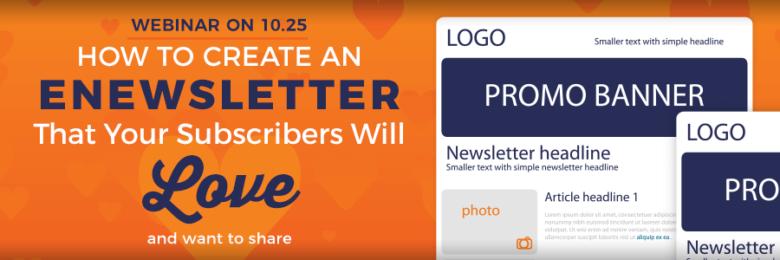create an eNewsletter