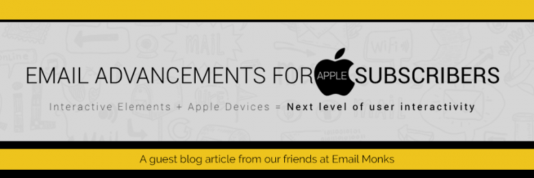 email advancements for apple email subscribers