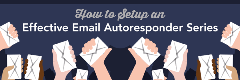 email autoresponder series - setup