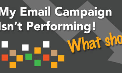 email campaign is not performing