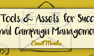 email campaign management infographic
