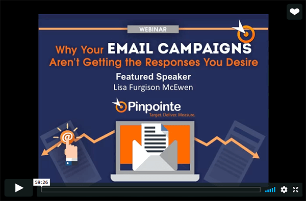email campaign response rates