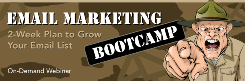 email marketing bootcamp-on-demand