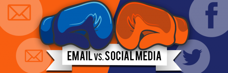 Email Versus Social Media: An Expected Beat Down - Pinpointe