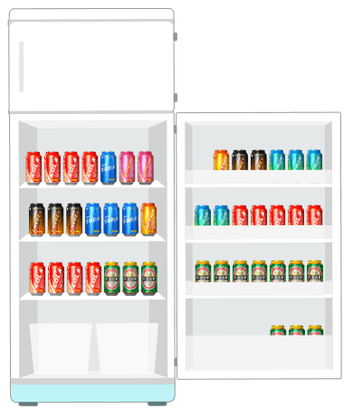 fridge - databases,segments,tagged lists