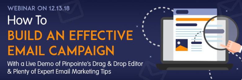 webinar - how to build an Effective email campaign
