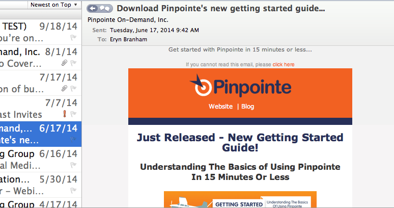 preview pane how to make your emails stand out pinpointe