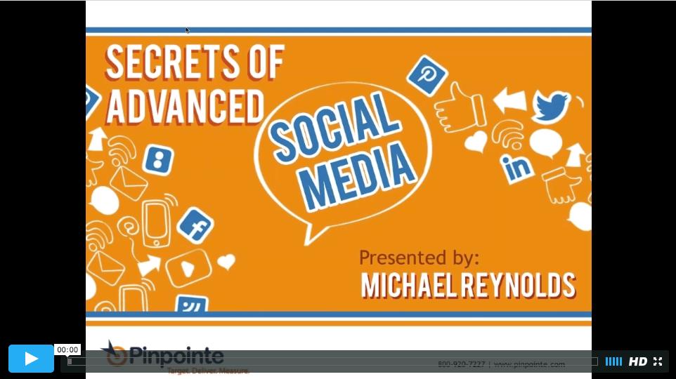 secrets to advanced social media