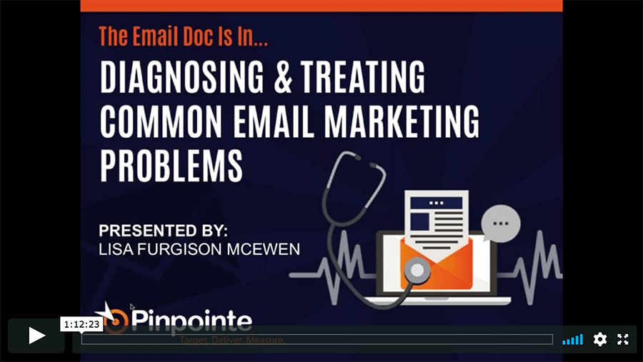 view-diagnosingt-reating-email marketing problems