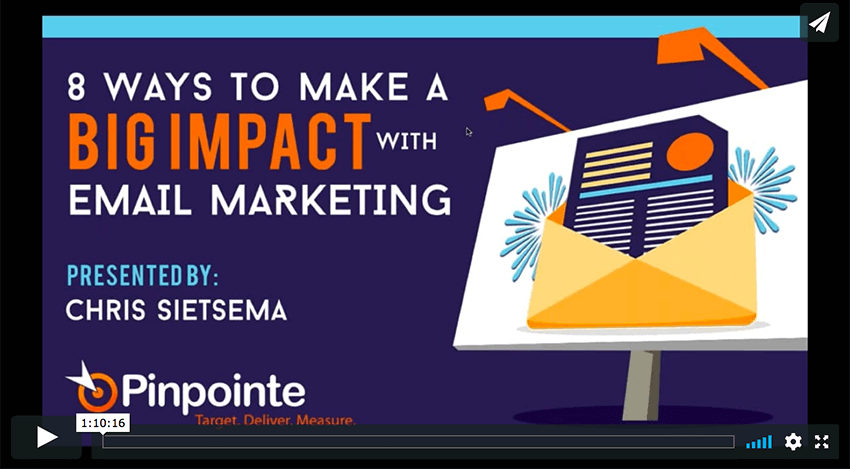 view - 8 Ways to Make a Big Impact with Email Marketing