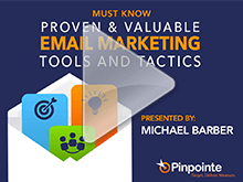 Must Know Proven & Valuable Email Marketing Tools and Tactics-webinar-play