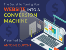 Turning Your Website into a Conversion Machine
