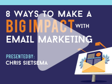 big impact-email marketing-resources
