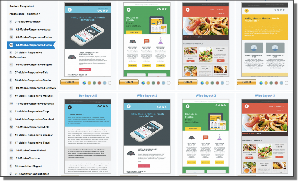 Html email templates pinpointe html email templates maxwellsz
